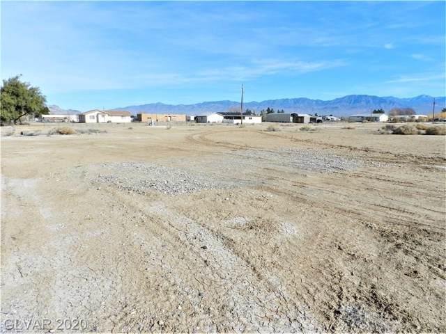 4200 W Medicine Man Road, Pahrump, NV 89060 (MLS #2169340) :: Signature Real Estate Group