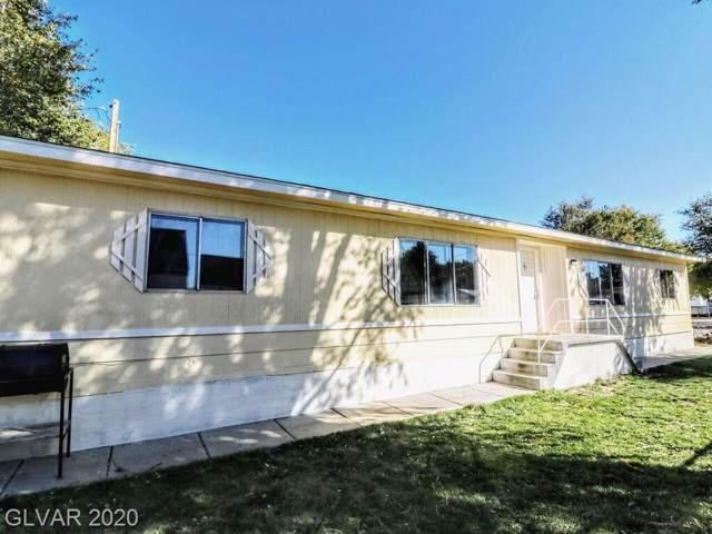 475 Parker Avenue, Ely, NV 89301 (MLS #2169348) :: Signature Real Estate Group