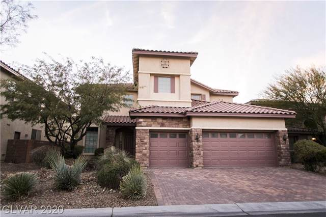 9511 Staff Lane, Las Vegas, NV 89178 (MLS #2169437) :: Vestuto Realty Group