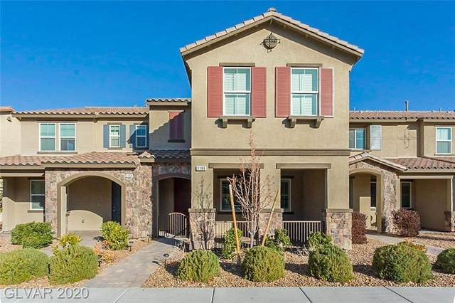3166 Arco, Henderson, NV 89044 (MLS #2169477) :: The Lindstrom Group