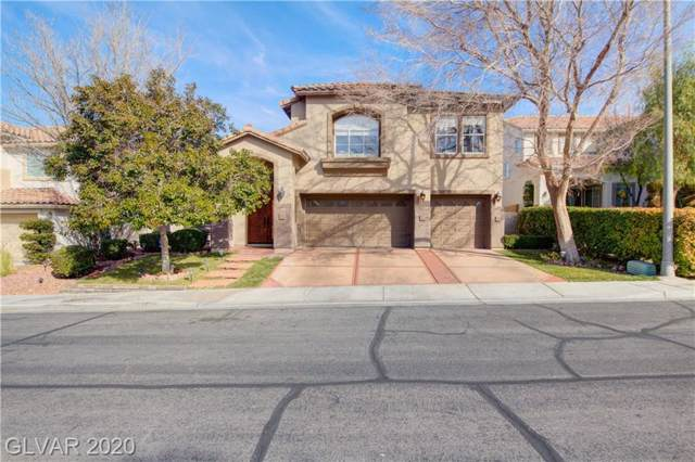1266 Moon Vision, Henderson, NV 89052 (MLS #2169602) :: The Lindstrom Group
