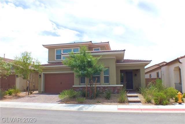 417 Honeybrush, Henderson, NV 89011 (MLS #2169726) :: Trish Nash Team