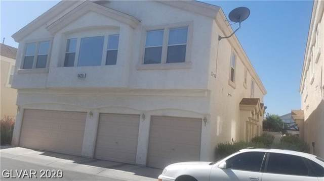 6425 Extreme Shear Avenue #101, Henderson, NV 89011 (MLS #2169957) :: Vestuto Realty Group