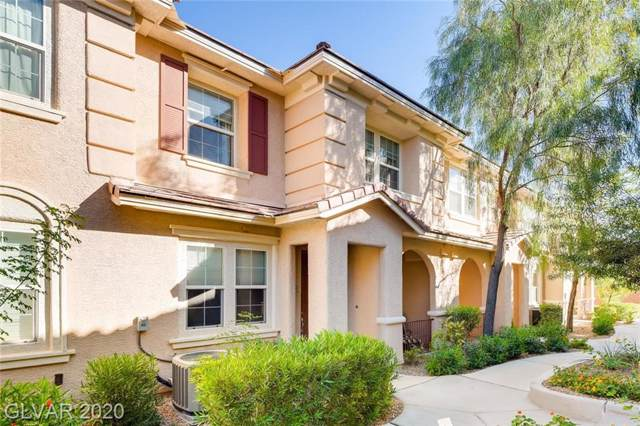 8445 Insignia Avenue #104, Las Vegas, NV 89178 (MLS #2170129) :: Hebert Group | Realty One Group