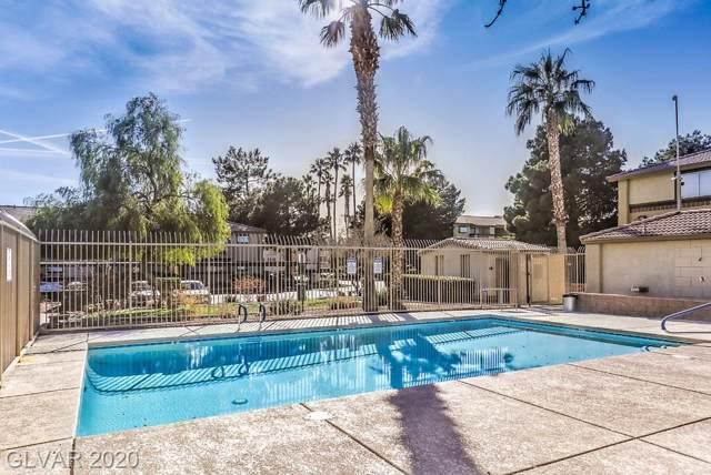 7300 Pirates Cove Road #1052, Las Vegas, NV 89145 (MLS #2170187) :: Billy OKeefe | Berkshire Hathaway HomeServices