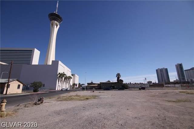 2208 Fairfield, Las Vegas, NV 89102 (MLS #2170290) :: Trish Nash Team