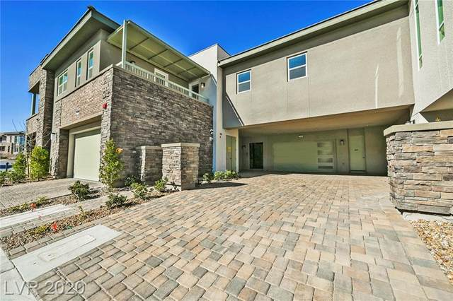 11280 Granite Ridge Drive #1025, Las Vegas, NV 89135 (MLS #2170410) :: Hebert Group | Realty One Group
