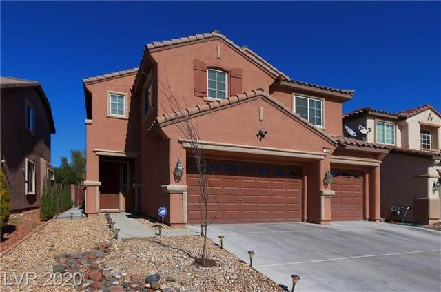 2008 Pink Lily, North Las Vegas, NV 89081 (MLS #2170459) :: The Lindstrom Group