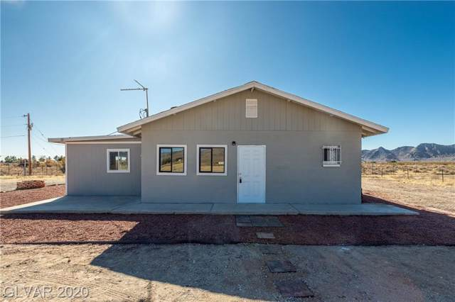 3611 N Stephanie, Pahrump, NV 89060 (MLS #2170569) :: Trish Nash Team