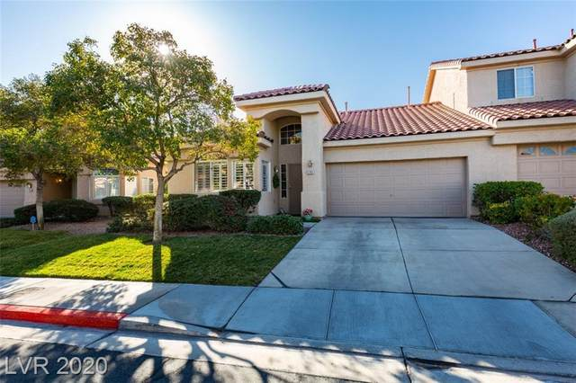 1761 Lily Pond, Henderson, NV 89012 (MLS #2170584) :: The Lindstrom Group