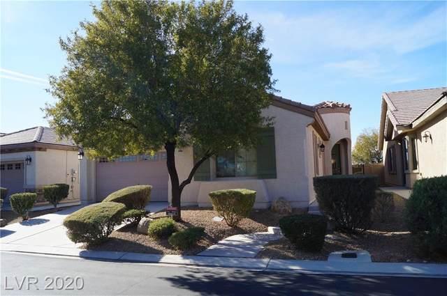 5925 Saratoga Reserve, North Las Vegas, NV 89081 (MLS #2170615) :: Performance Realty