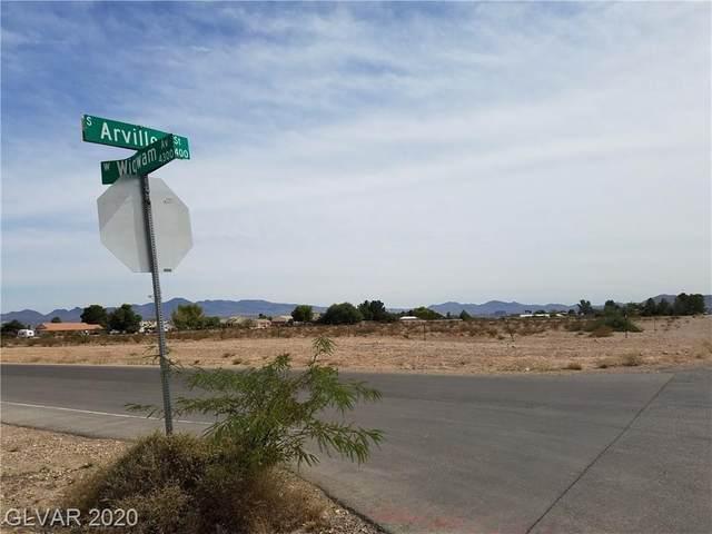 Arville Street, Las Vegas, NV 89139 (MLS #2170630) :: The Lindstrom Group