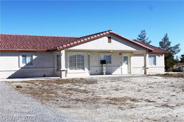 2561 S Underbrush, Pahrump, NV 89048 (MLS #2170637) :: Trish Nash Team