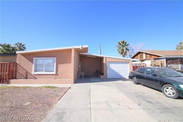 2633 Magnet Street, North Las Vegas, NV 89030 (MLS #2170640) :: Hebert Group | Realty One Group