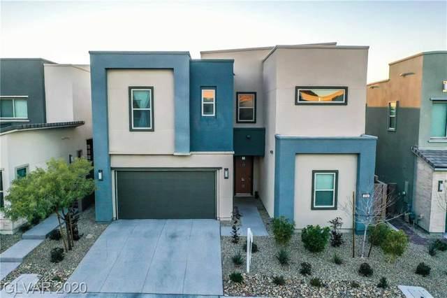 801 Horizon Canyon Drive, Henderson, NV 89052 (MLS #2170651) :: Hebert Group | Realty One Group
