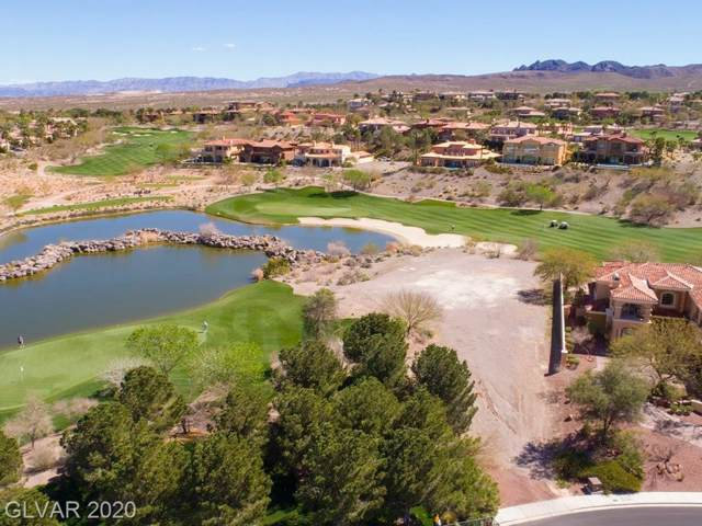 56 Rue Mediterra Drive, Henderson, NV 89011 (MLS #2170735) :: Signature Real Estate Group
