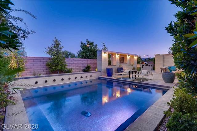 286 Evante Street, Las Vegas, NV 89138 (MLS #2170769) :: Signature Real Estate Group