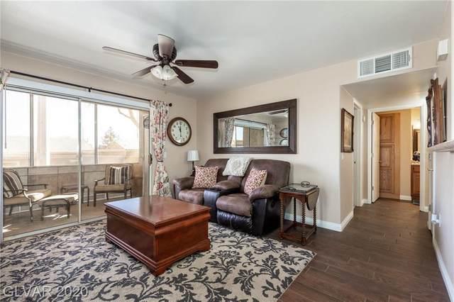 5710 Tropicana Avenue #1053, Las Vegas, NV 89122 (MLS #2170878) :: Signature Real Estate Group