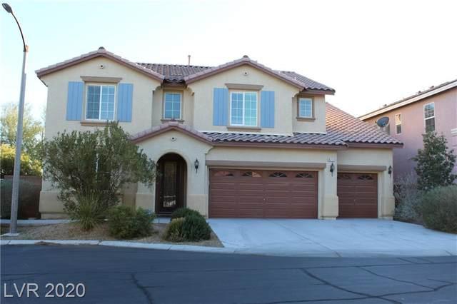 9211 Wildcat Hill, Las Vegas, NV 89178 (MLS #2170907) :: The Lindstrom Group