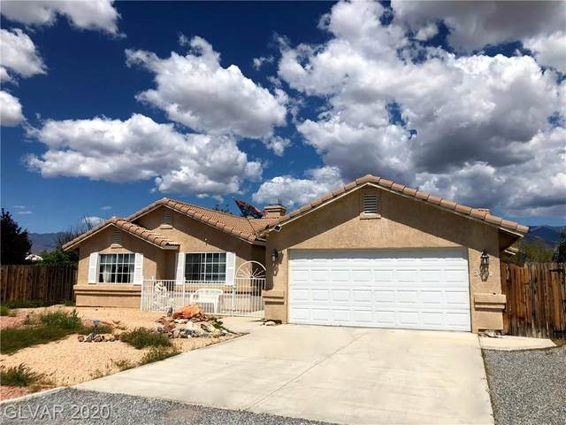 3481 S Oakleaf, Pahrump, NV 89048 (MLS #2170940) :: Trish Nash Team