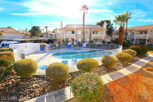 949 Falconhead Lane #202, Las Vegas, NV 89148 (MLS #2170975) :: Billy OKeefe | Berkshire Hathaway HomeServices