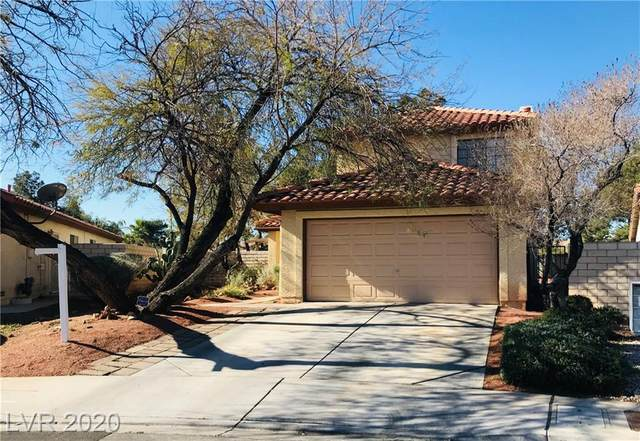 301 S Birmingham, Henderson, NV 89074 (MLS #2171005) :: The Lindstrom Group