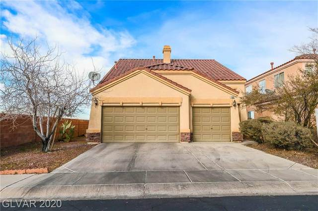 1398 Baja Grande Avenue, Henderson, NV 89012 (MLS #2171104) :: Signature Real Estate Group