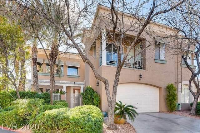 1550 San Juan Hills Drive #104, Las Vegas, NV 89134 (MLS #2171164) :: Signature Real Estate Group