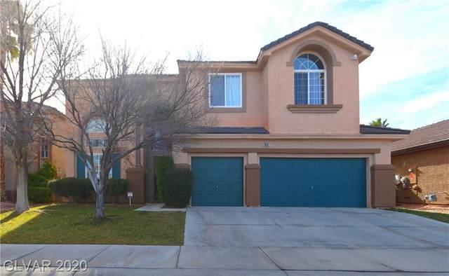 6825 Fruit Flower Avenue, Las Vegas, NV 89130 (MLS #2171173) :: Vestuto Realty Group