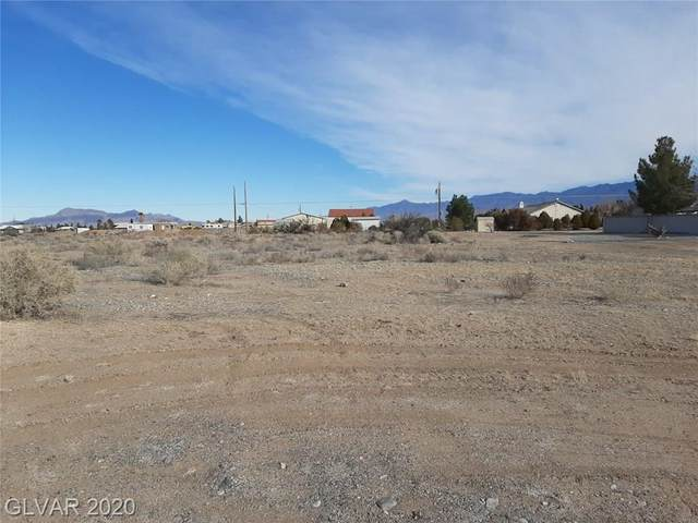 960 E Elderberry, Pahrump, NV 89048 (MLS #2171178) :: The Lindstrom Group