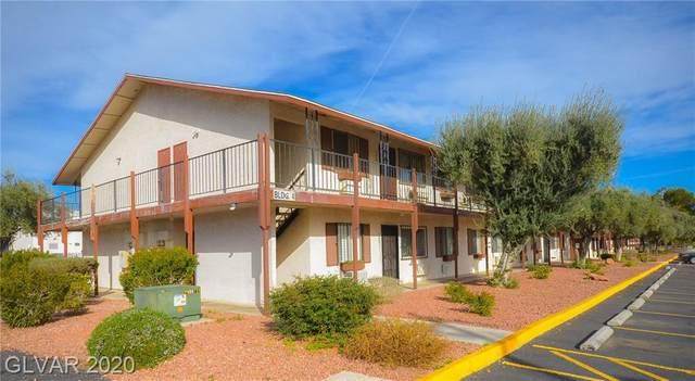 4955 Jeffreys Avenue 308, 310, Las Vegas, NV 89119 (MLS #2171190) :: Helen Riley Group | Simply Vegas