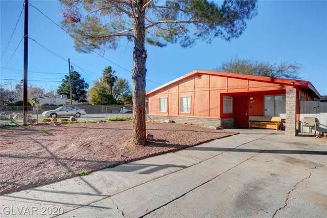 1216 Williams, North Las Vegas, NV 89030 (MLS #2171383) :: Signature Real Estate Group