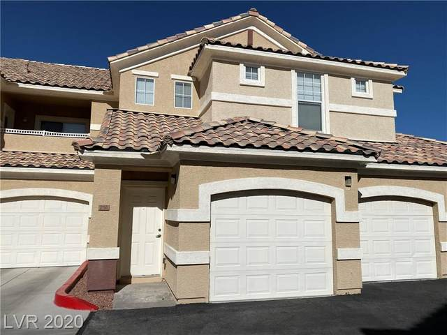 5855 Valley #2150, North Las Vegas, NV 89031 (MLS #2171468) :: Performance Realty