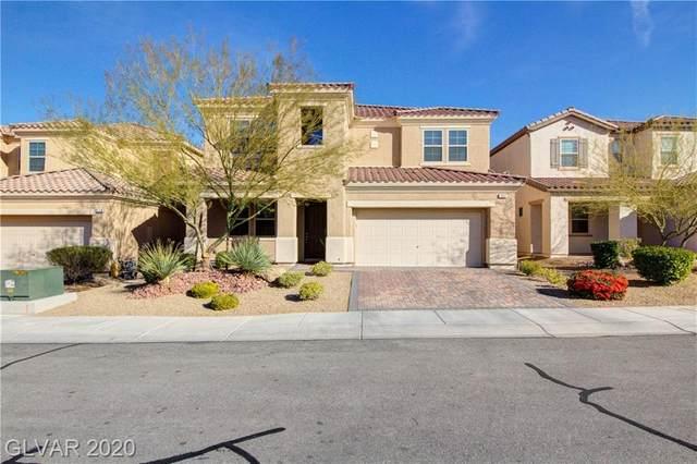 582 Glassford Court, Las Vegas, NV 89148 (MLS #2171510) :: Vestuto Realty Group