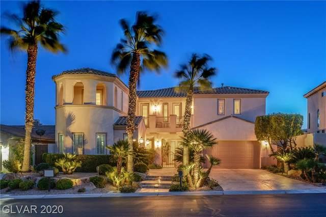 11433 Glowing Sunset, Las Vegas, NV 89135 (MLS #2171522) :: Trish Nash Team