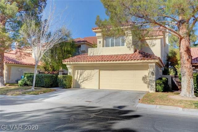 7960 Castle Pines, Las Vegas, NV 89113 (MLS #2171616) :: The Lindstrom Group