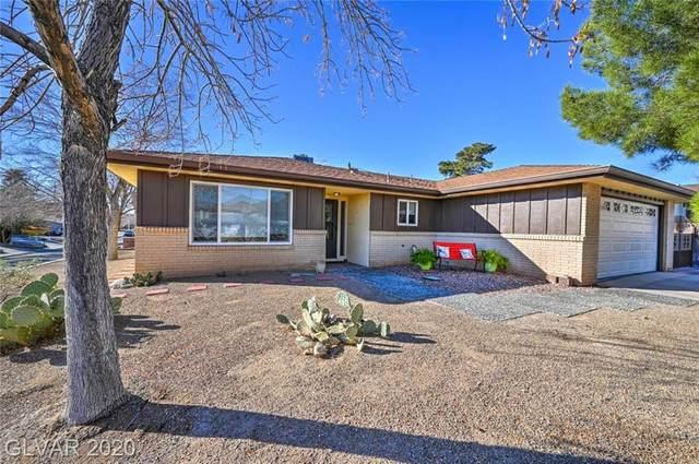 101 Graham, Boulder City, NV 89005 (MLS #2171644) :: Vestuto Realty Group
