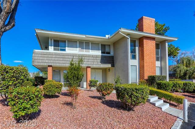 794 Oakmont Avenue #108, Las Vegas, NV 89109 (MLS #2171718) :: Hebert Group | Realty One Group