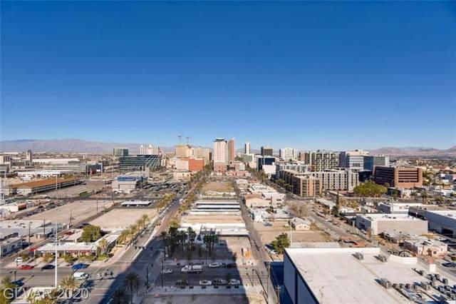 200 Hoover Avenue #1410, Las Vegas, NV 89101 (MLS #2171724) :: Billy OKeefe | Berkshire Hathaway HomeServices