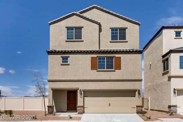4387 Saddle Brook Park Drive, Las Vegas, NV 89115 (MLS #2171742) :: Signature Real Estate Group