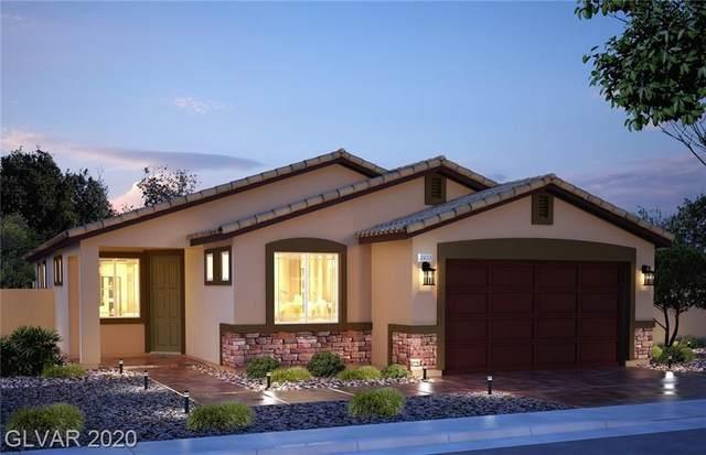 7310 Anora Lot 101, North Las Vegas, NV 89084 (MLS #2171796) :: Vestuto Realty Group