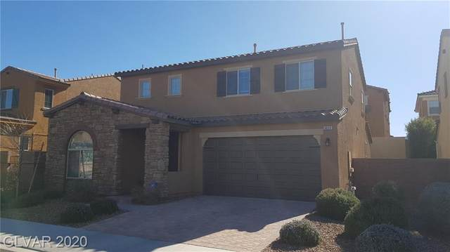 3033 Quiet Creek, Henderson, NV 89044 (MLS #2171858) :: The Lindstrom Group