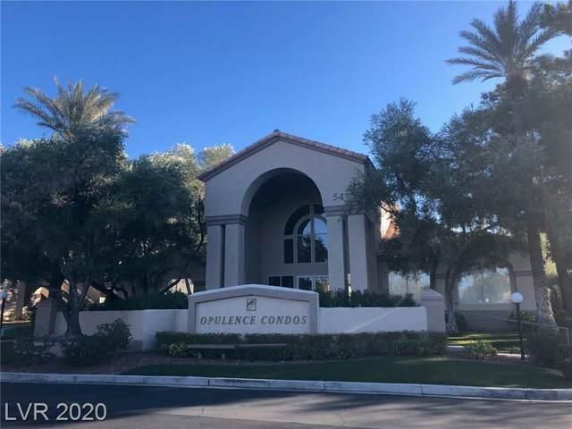 5415 Harmon Avenue #1123, Las Vegas, NV 89103 (MLS #2171887) :: Billy OKeefe | Berkshire Hathaway HomeServices