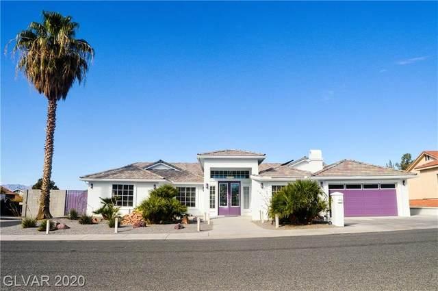 1950 S Vineyard, Pahrump, NV 89048 (MLS #2171899) :: Signature Real Estate Group