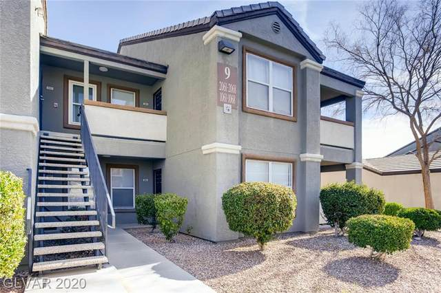 555 Silverado Ranch Boulevard #2064, Henderson, NV 89183 (MLS #2171904) :: Jeffrey Sabel