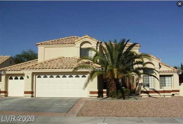 343 Clark, Henderson, NV 89074 (MLS #2171925) :: The Lindstrom Group