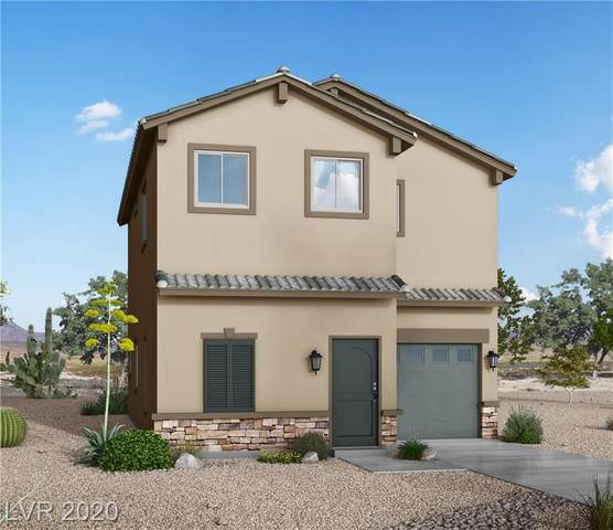 8781 Belle Castle Court Lot 43, Las Vegas, NV 89148 (MLS #2171939) :: Performance Realty