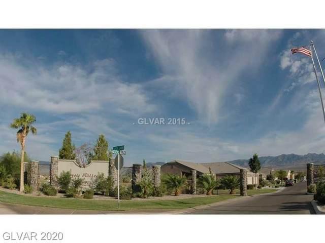 531 Hagens Alley, Mesquite, NV 89027 (MLS #2171942) :: Brantley Christianson Real Estate