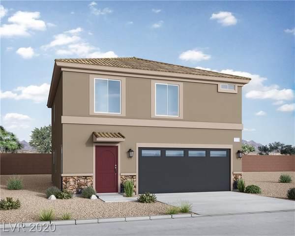 8765 Belle Castle Court Lot 45, Las Vegas, NV 89148 (MLS #2171973) :: Signature Real Estate Group