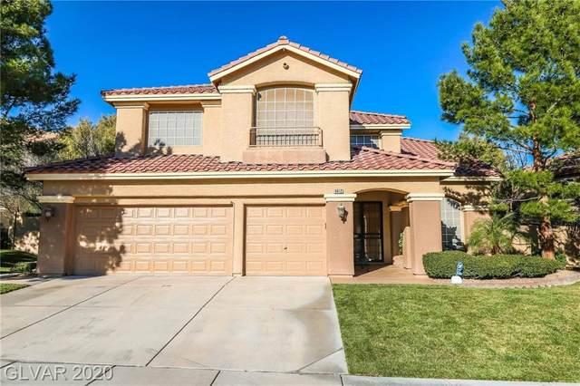 8412 Eagle Eye Avenue, Las Vegas, NV 89128 (MLS #2172054) :: Signature Real Estate Group